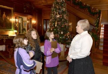 A Gilded Age Christmas thru December 31, 2016