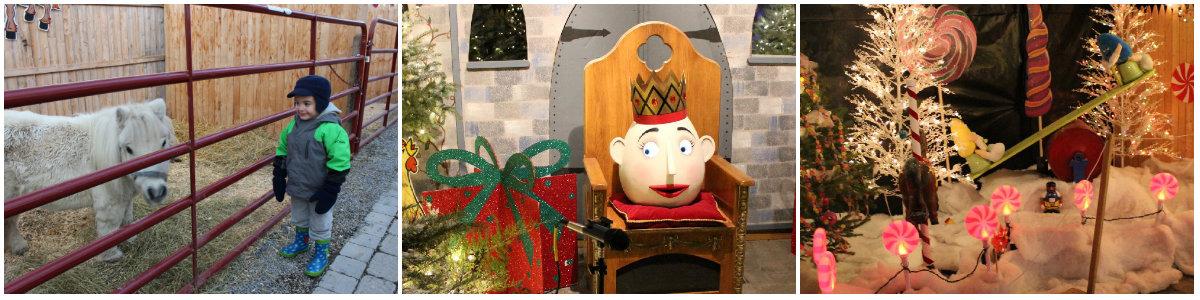Eggbert and Christmas on the Farm