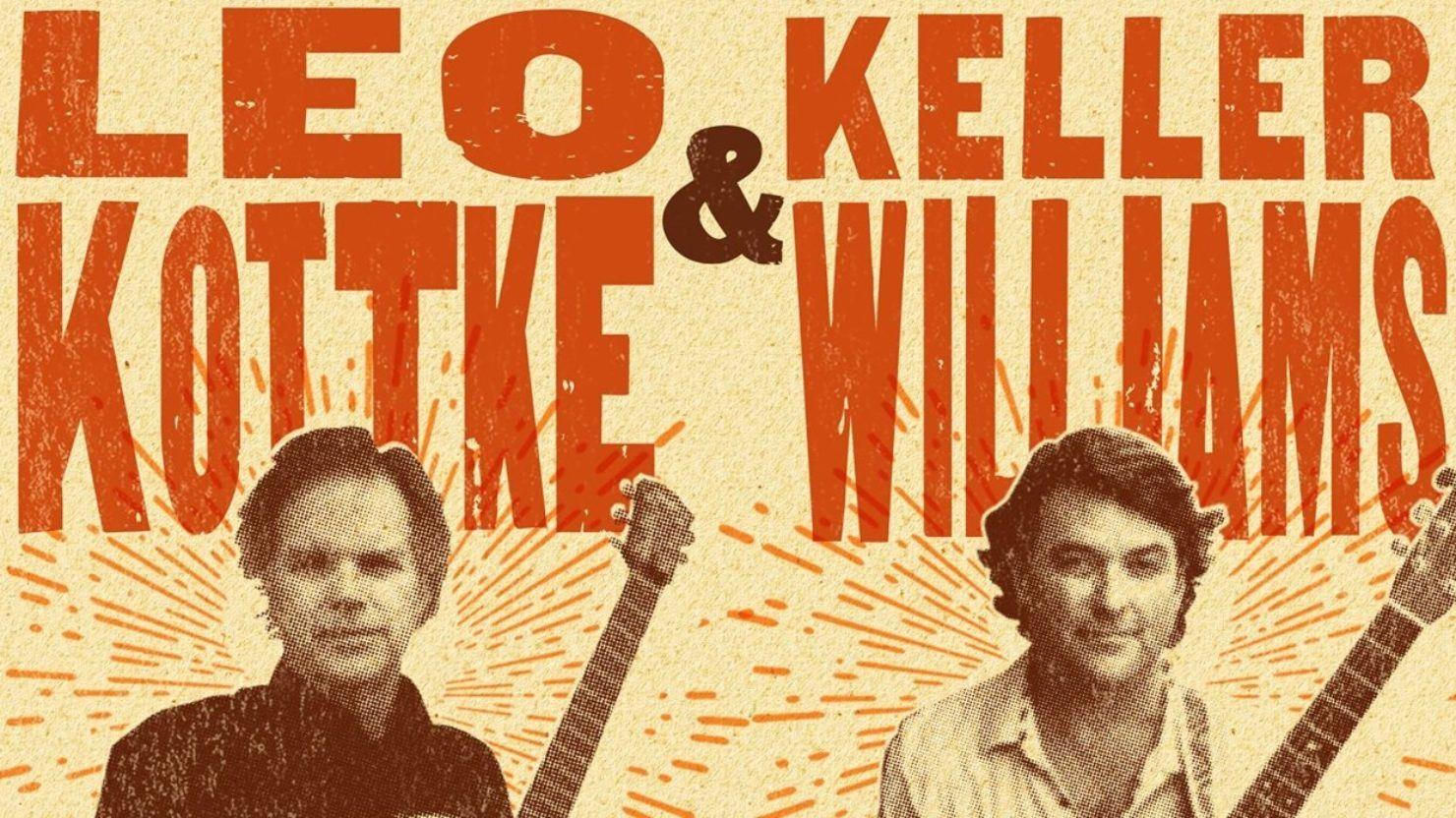 Leo Kattke & Keller Williams