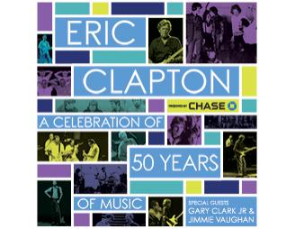 Eric Clapton March 19 & 20, 2017