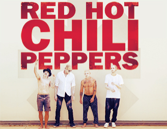 Red Hot Chili Peppers February 15, 17, 18th, 2017