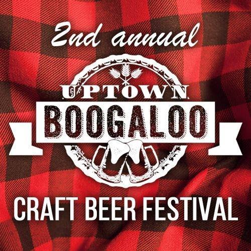 2nd Annual Uptown Boogaloo!