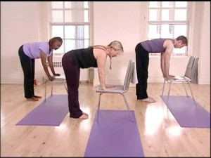 Chair Yoga thru February 27th, 2017