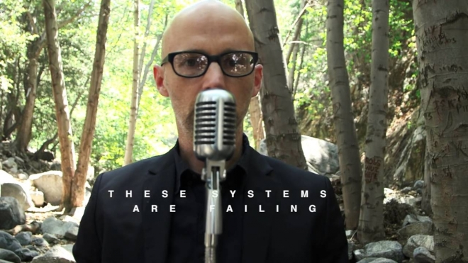 ALBUM OF THE WEEK: Moby – These Systems Are Failing