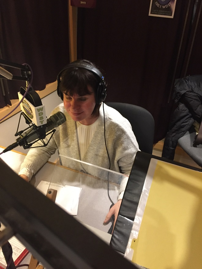 DJ for a Day – Lisa Silverstone – 1/6/17