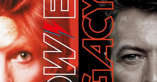 ALBUM OF THE WEEK: David Bowie – Legacy