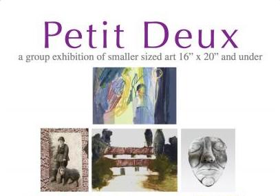 Petit Deux: A Group Exhibition of Smaller Sized Art