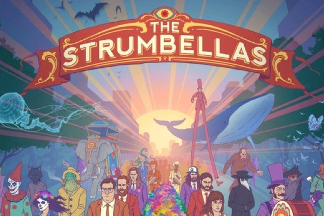 HEAR WHAT'S NEW: The Strumbellas – Young & Wild