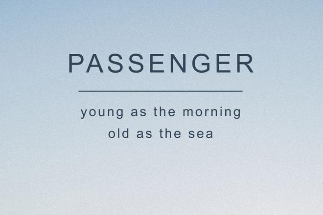 HEAR WHAT'S NEW: Passenger – Anywhere