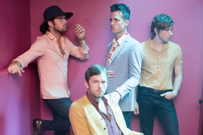HEAR WHAT'S NEW: Kings of Leon – Around The World