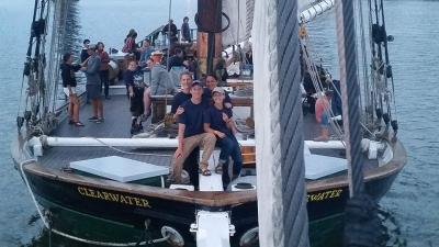 Clearwater Open Boat!
