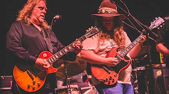 """VIDEO: Gov't Mule (w/ Marcus King) – """"What is Hip"""" (Tower of Power)"""