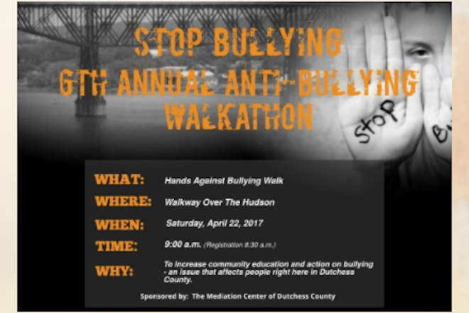6th Annual Anti-Bullying Walkathon