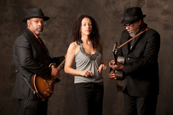 Heritage Blues Trio – Screening