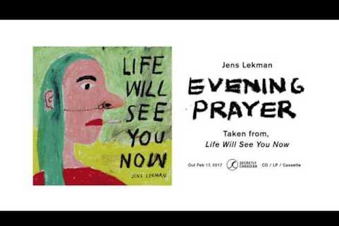 HEAR WHAT'S NEW: Jens Lekman – Evening Prayer
