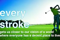 "Habitat ""FORE"" Humanity Golf Event"
