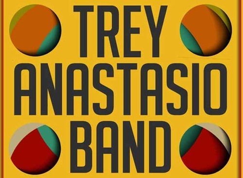 Trey Anastasio Band April 14, 15th, 2017 SOLD OUT!
