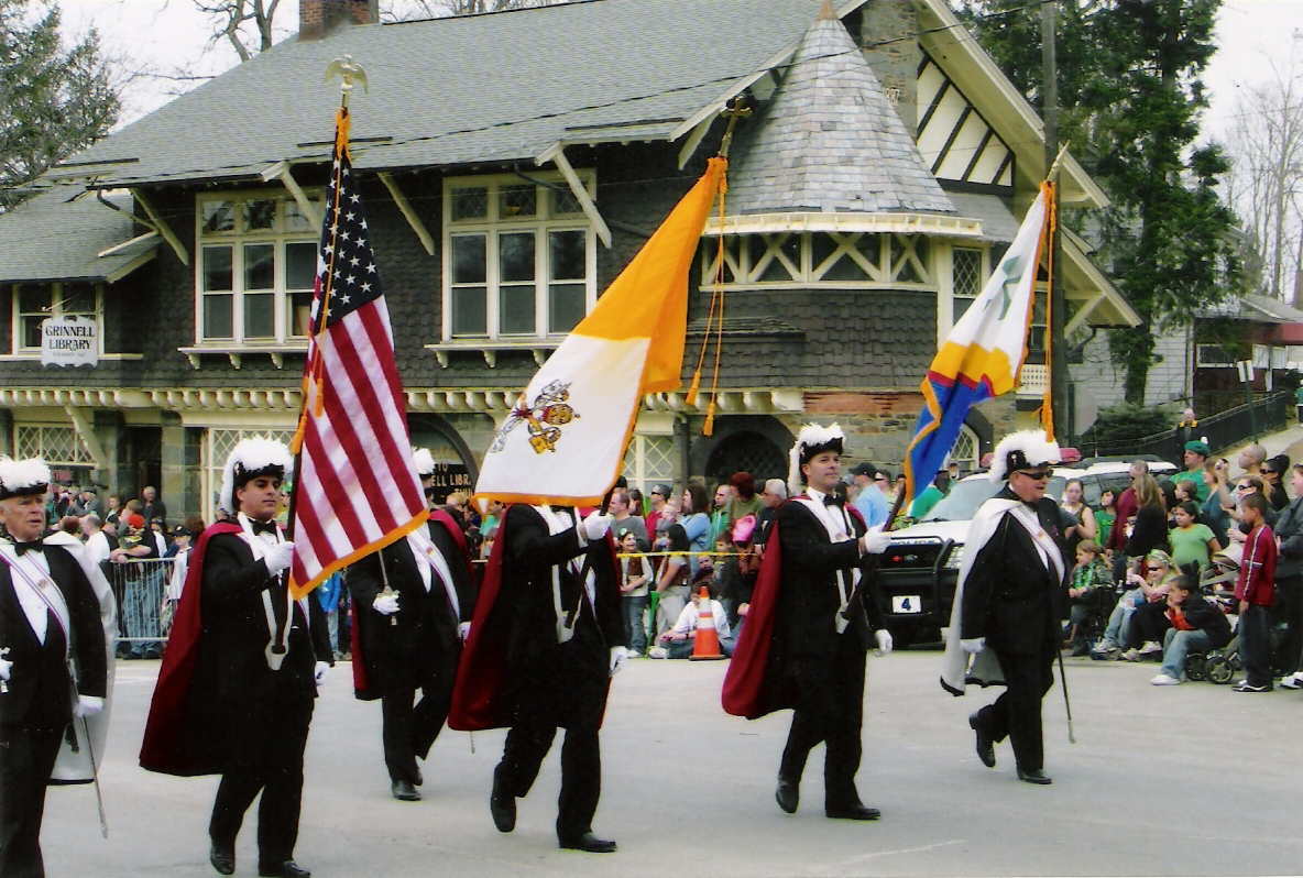 Wappingers Falls St. Patrick's Day Parade