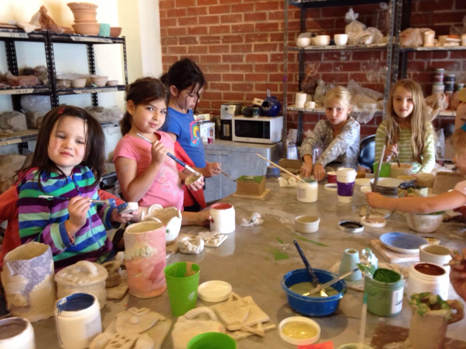 Kids' Ceramic Class