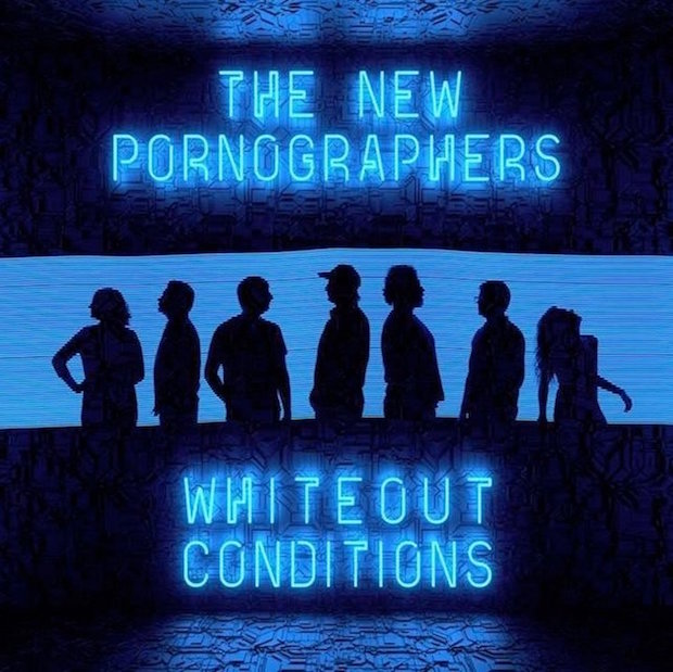ALBUM OF THE WEEK: The New Pornographers – Whiteout Conditions
