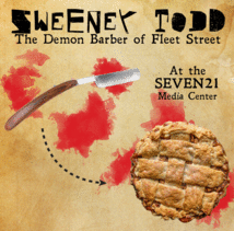 Sweeney Todd, A Production of HVSS