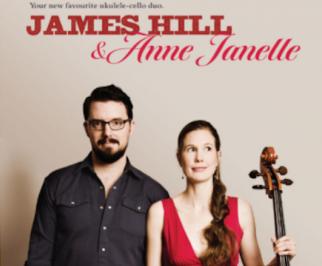 James Hill & Anne Janelle