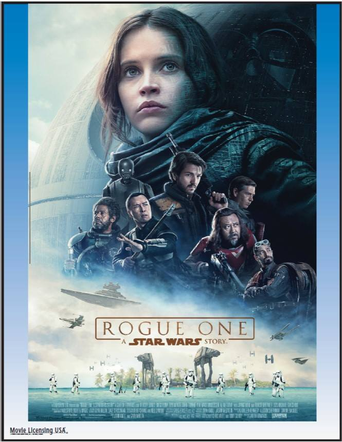 May The 4th Be With You – Rogue One