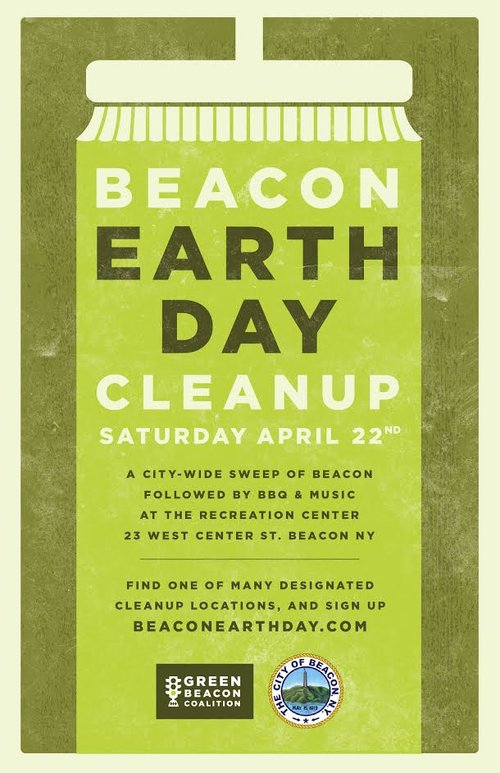 City of Beacon Earth Day Clean Up