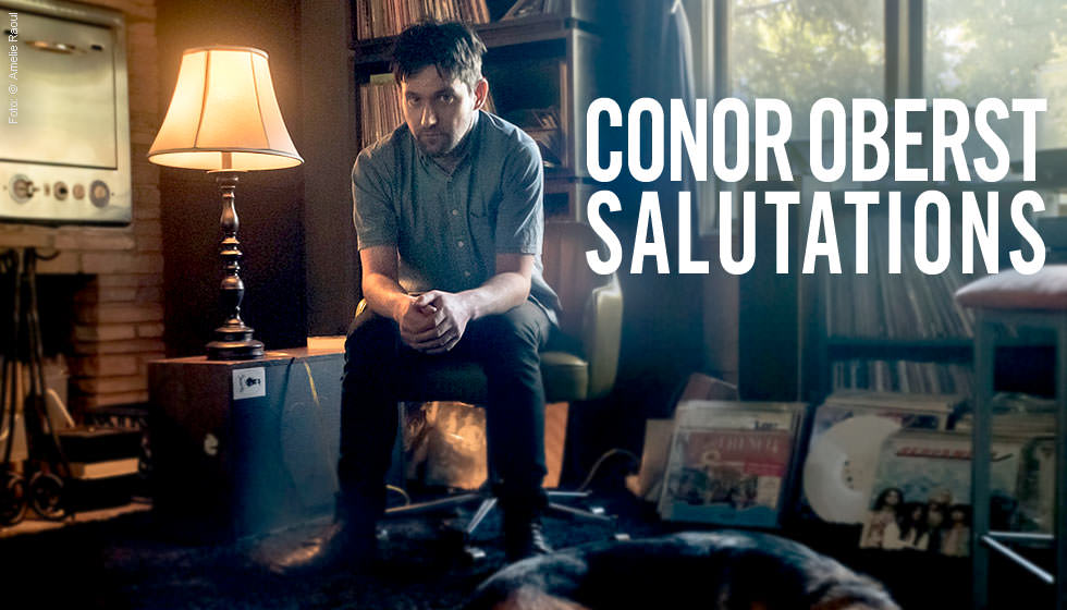 ALBUM OF THE WEEK: Conor Oberst – Salutations