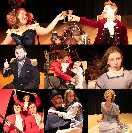 April 28 – 30: HS Musical: Les Misérables, School Edition