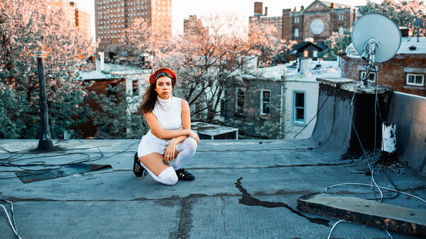 HEAR WHAT'S NEW: Hurray For The Riff Raff – Living in the City