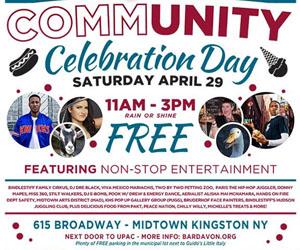 Kingston Community Celebration Day