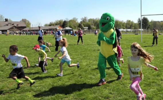 Wally Waddle 5K and Free Kids Runs