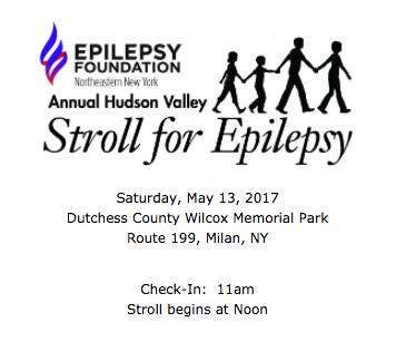 Hudson Valley Stroll for Epilepsy