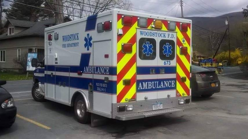 Woodstock Rescue Squad Open House