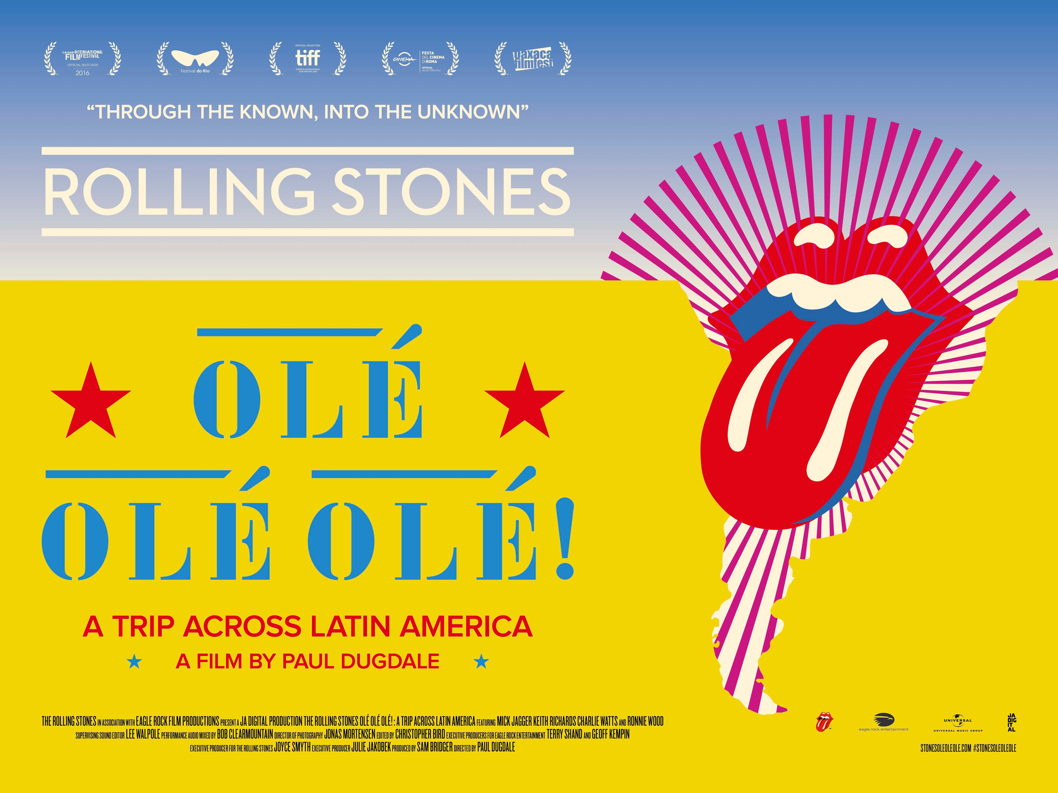 ALBUM OF THE WEEK: Rolling Stones – Ole Ole Ole