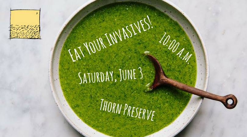 Eat Your Invasives!