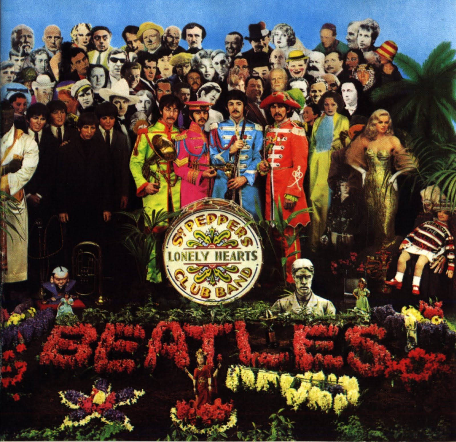 ALBUM OF THE WEEK: Sgt. Peppers Lonely Heart Club Band