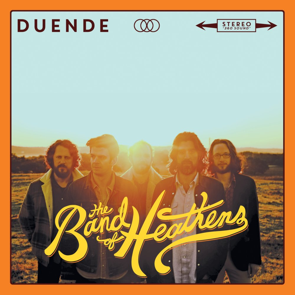 HEAR WHAT'S NEW: Band of Heathens – Deep is Love