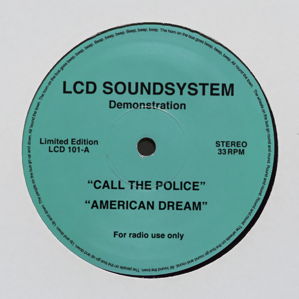 HEAR WHAT'S NEW: LCD Soundsystem – Call the Police