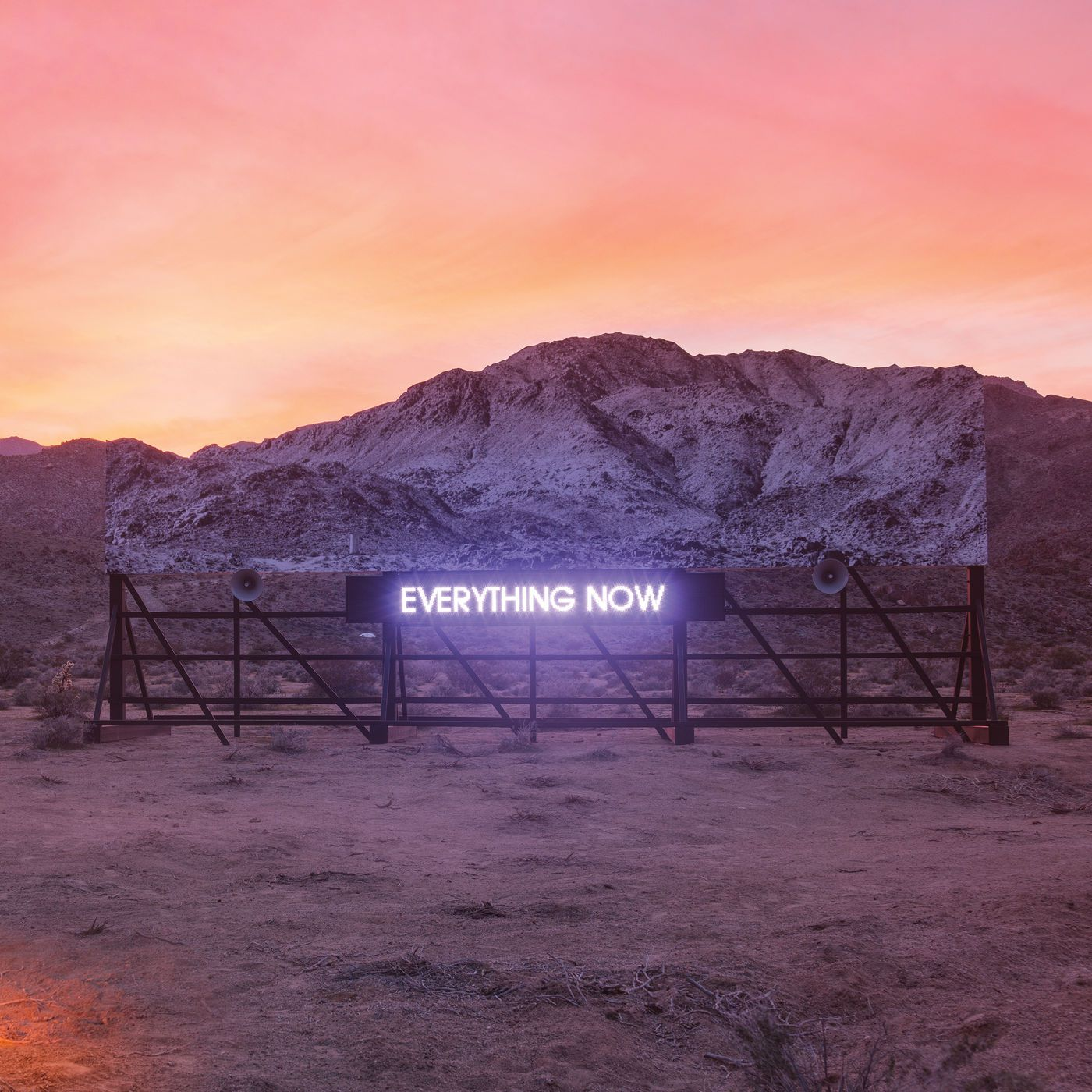 HEAR WHAT'S NEW: Arcade Fire – Everything Now