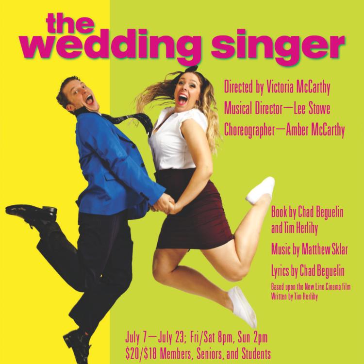 Phoenicia Playhouse presents The Wedding Singer