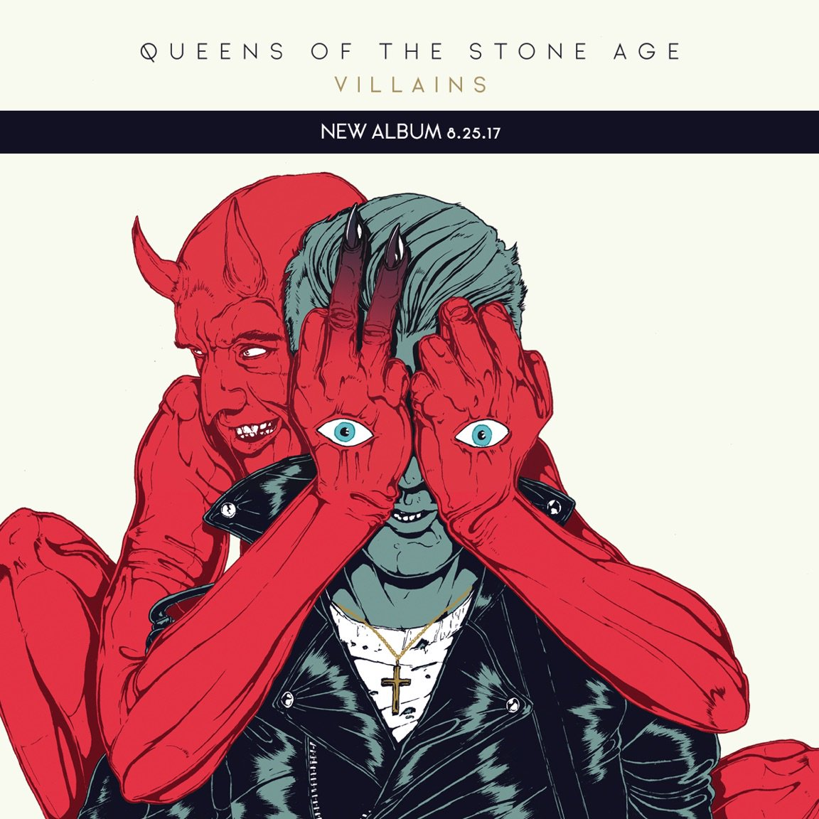 HEAR WHAT'S NEW: Queens of the Stone Age – The Way You Used To Do