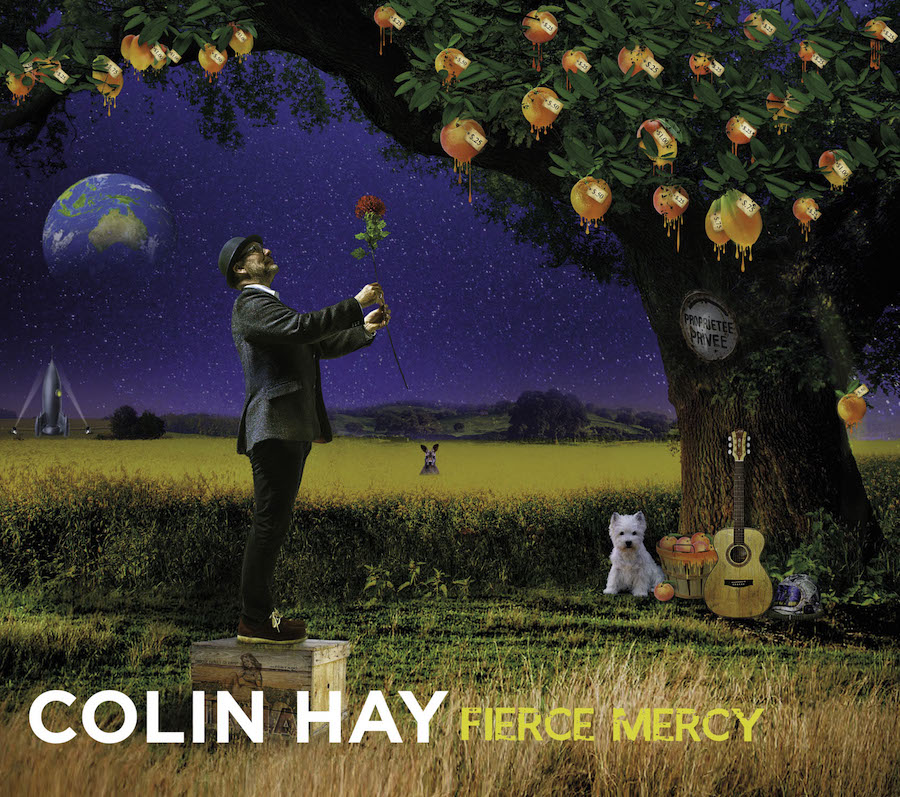 ALBUM OF THE WEEK: Colin Hay – Fierce Mercy