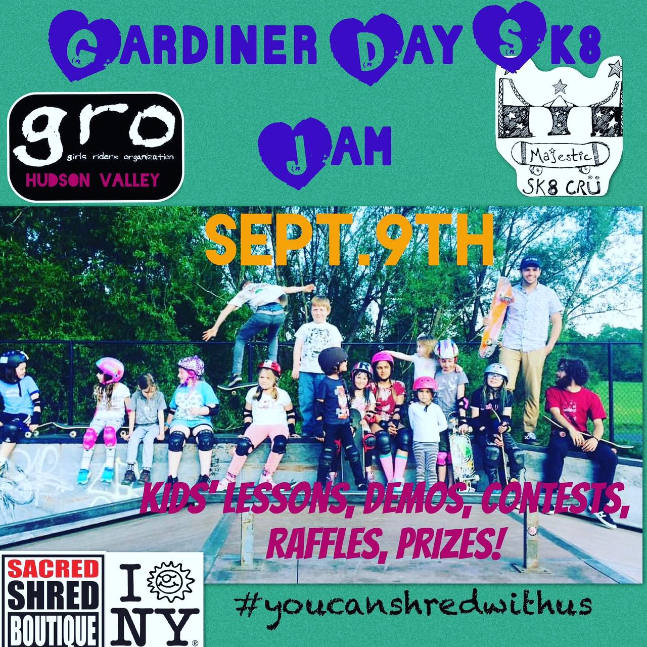 Gardiner Day Sk8 Jam