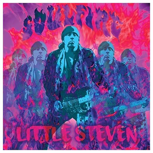 HEAR WHAT'S NEW: Little Steven – Soulfire