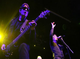 The Psychedelic Furs with BASH & POP
