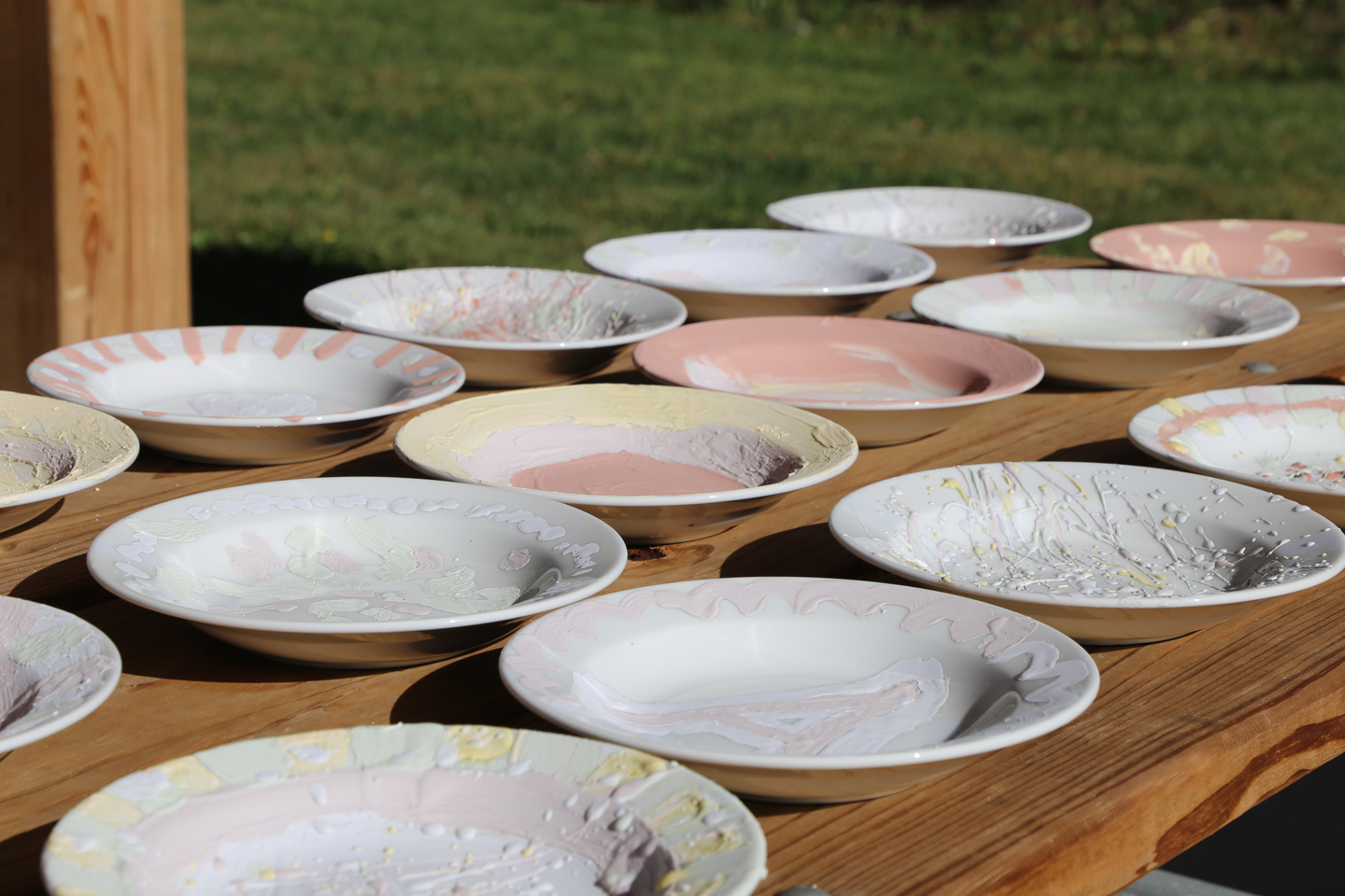 """""""LOCAL AT HEART"""" Empty Bowls Event"""
