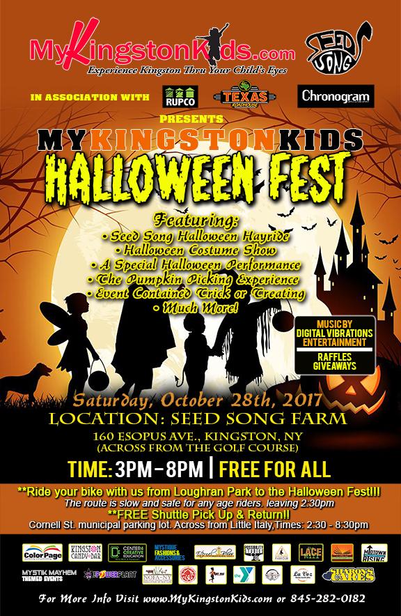 MyKingstonKids Halloween Fest