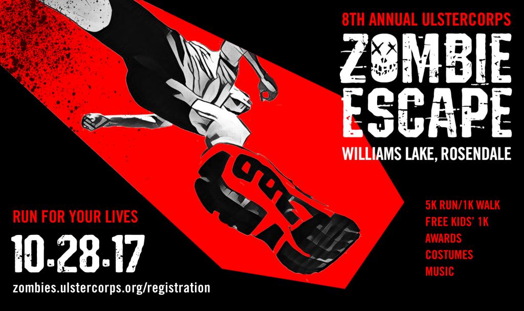 UlsterCorps Zombie Escape